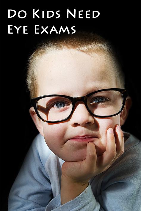 Do Kids Need Eye Exams